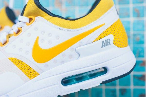 Nike Air Max Zero White Yellow (Quickstrike) (13)