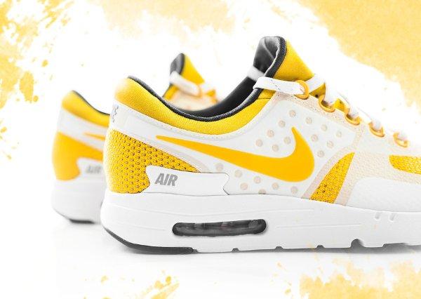 Nike Air Max Zero White Yellow (Quickstrike) (3)