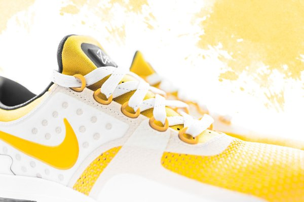 Nike Air Max Zero White Yellow (Quickstrike) (5)