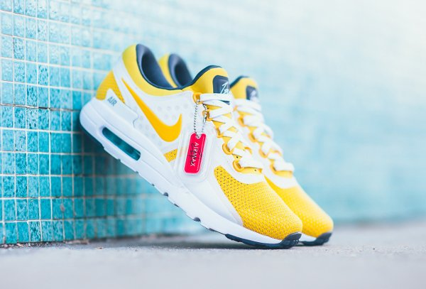 Nike Air Max Zero White Yellow (Quickstrike) (7)