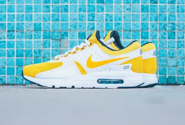Nike Air Max Zero White Yellow (Quickstrike) (9)