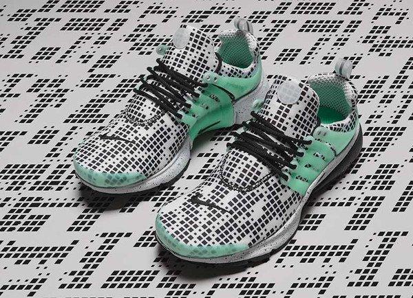 Nike Air Presto GPX Black Green Glow (1)