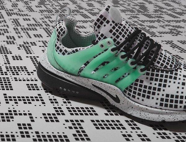 Nike Air Presto GPX Black Green Glow (4)