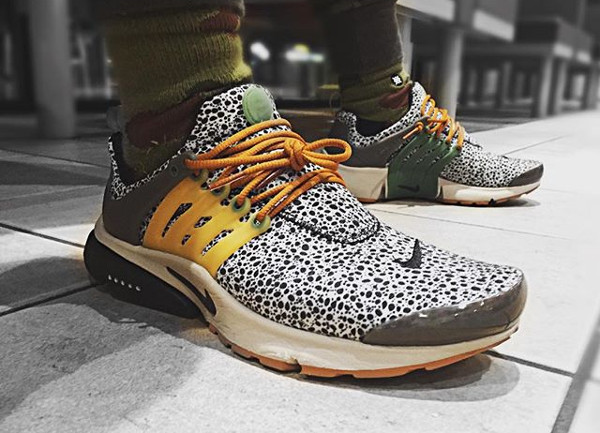 Nike Air Presto SE Atmos Safari - @new_shoes_smell