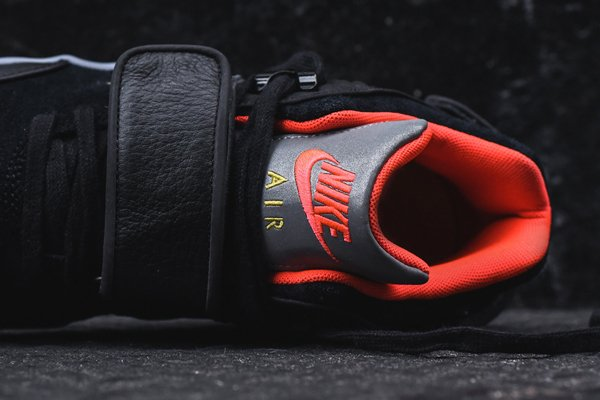 Nike Air Trainer Victor Cruz Black Bright Crimson (Quickstrike) (7)