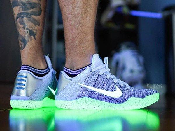 Nike Kobe 11 Glow in the dark - @purz75 (1)