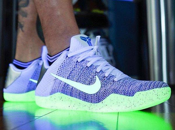 Nike Kobe 11 Glow in the dark - @purz75