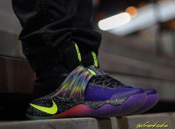 Nike Kyrie 2 ID Northern Lights - @frankicks