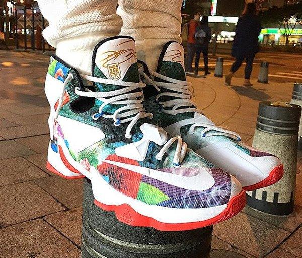 Nike Lebron 13 ID 25K - @bdc_wang