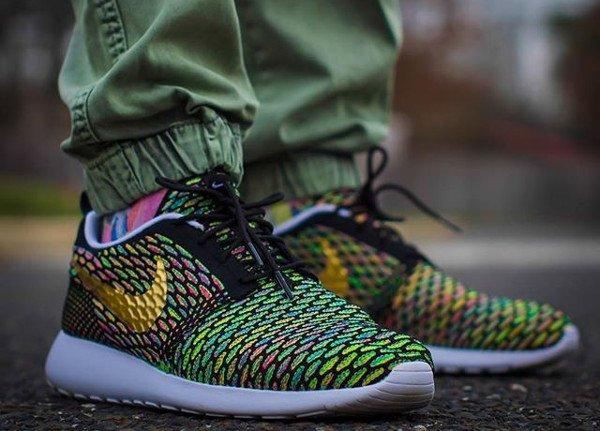 Nike Roshe Flyknit ID Multicolor - @decortez_ (1)