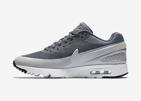 Nike Wmns Air Max 90 BW Ultra Cool Grey Pure Platinum (2)