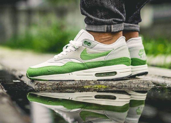 Patta x Nike Air Max 1 Chlorophyll - @elzapatillaztio
