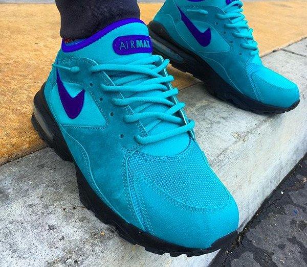 Size x Nike Air Max 93 Teal - @afrokix