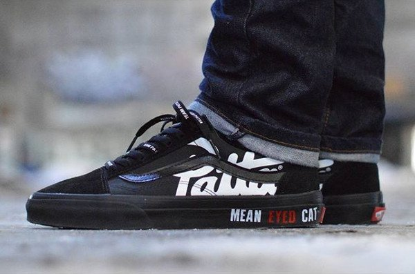 Vans Old Skool x Patta x Beams - @apollo91000