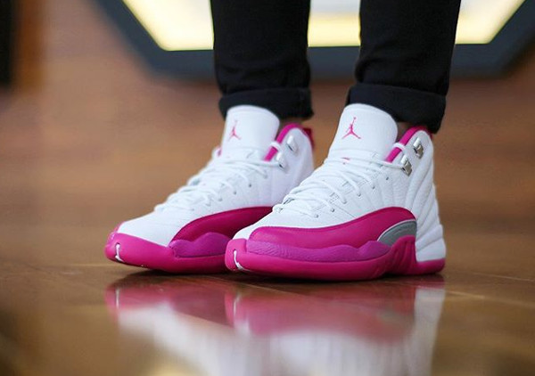 Air Jordan 12 Femme