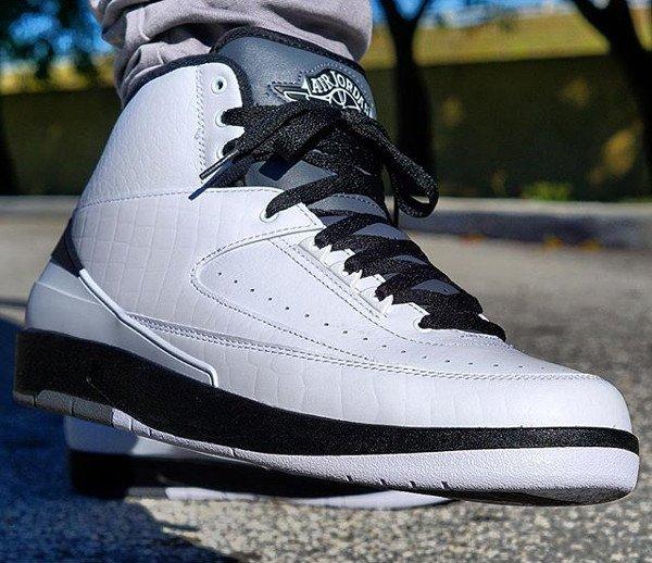 acheter Air Jordan 2 Retro Croc Wing It pas cher (1)
