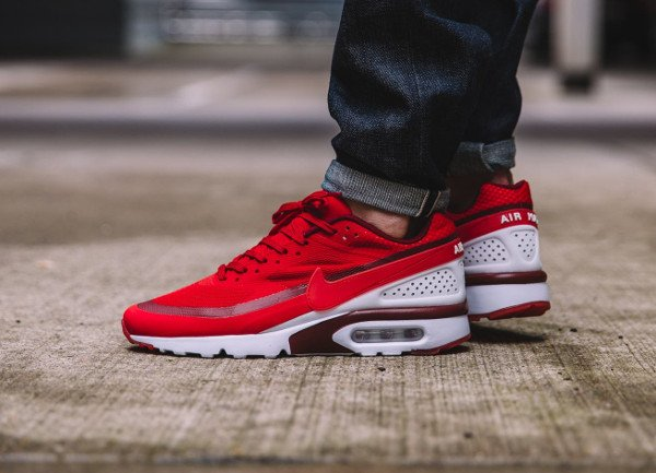 acheter Nike Air Max BW Ultra Hyperfuse University Red pas cher (1)