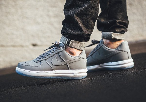 Nike Lunar Force 1 '14 Low Suede 'Ice' (printemps 2016)