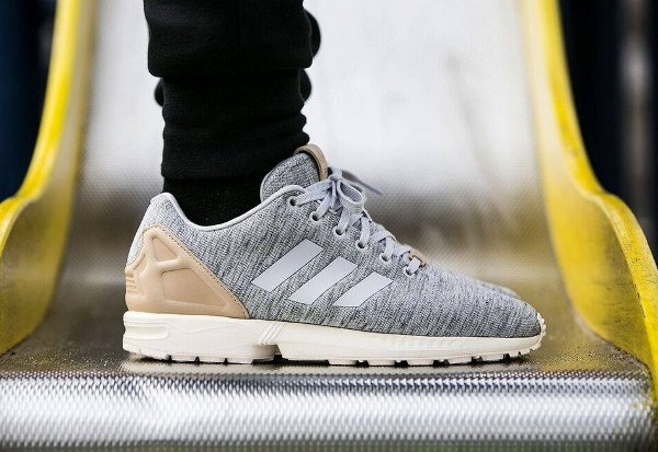 Adidas Originals ZX Flux Fleece 'Solid Grey'