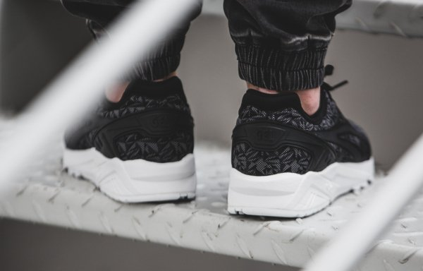 basket Asics Gel Kayano Trainer Evo Print Black Origami (3)