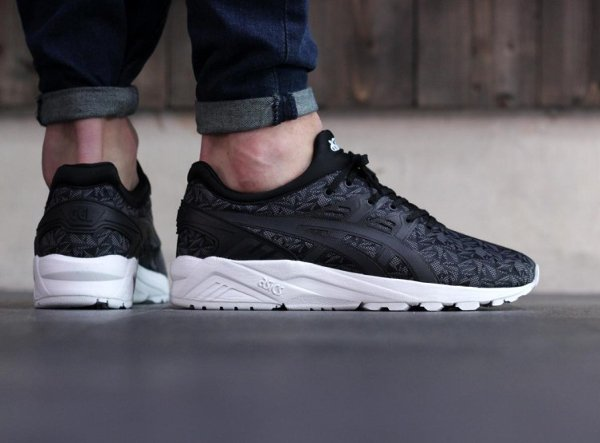 basket Asics Gel Kayano Trainer Evo Print Black Origami (5)