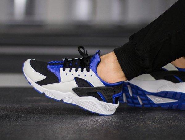 basket Nike Air Huarache x Air Max BW Persian Violet pas cher (3)