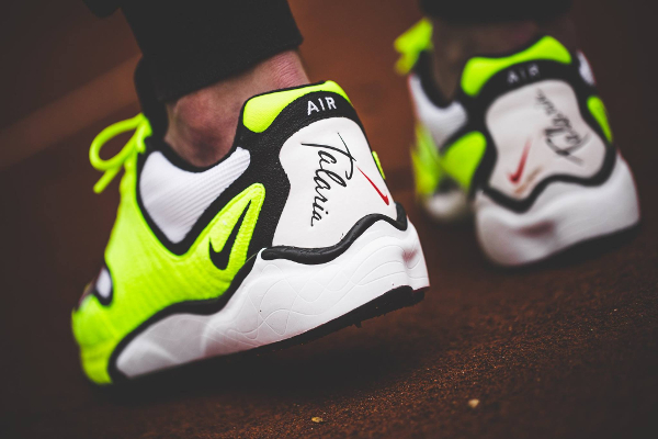 basket Nikelab Air Zoom Talaria OG SP White Volt 2016 pas cher (1)