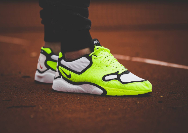 basket Nikelab Air Zoom Talaria OG SP White Volt 2016 pas cher (3)