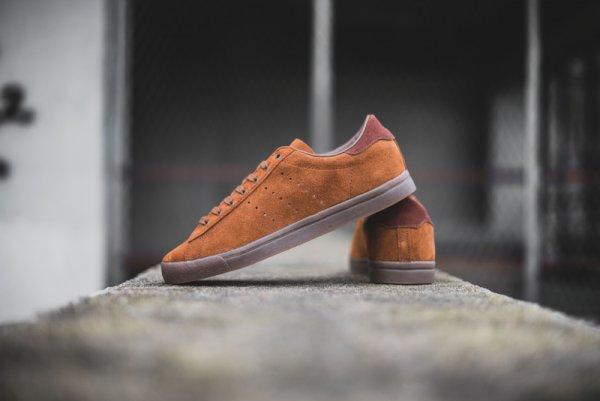 chaussure Adidas Originals Côte Beach SPZL Simple Brown (2)