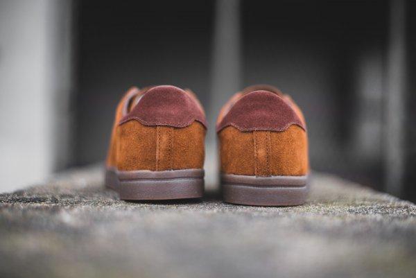chaussure Adidas Originals Côte Beach SPZL Simple Brown (3)