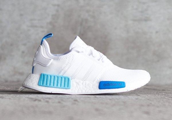 Adidas Originals NMD_R1 W 'Blue Glow'