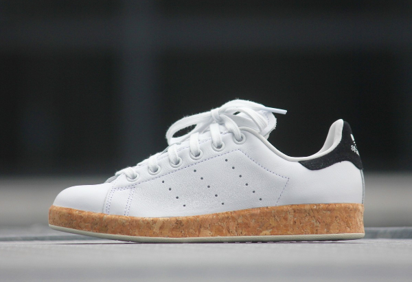 Adidas Originals Stan Smith Luxe W 'White Black'