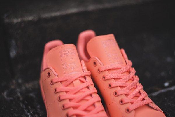 chaussure Adidas Stan Smith Adicolor Sun Glow (4)