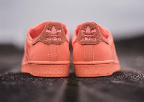 chaussure Adidas Superstar Adicolor Sun Glow (3)