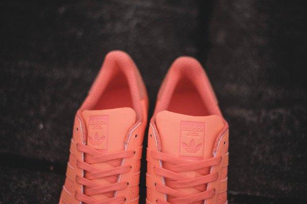 chaussure Adidas Superstar Adicolor Sun Glow (4)