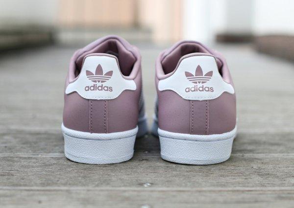 adidas superstar w blanche