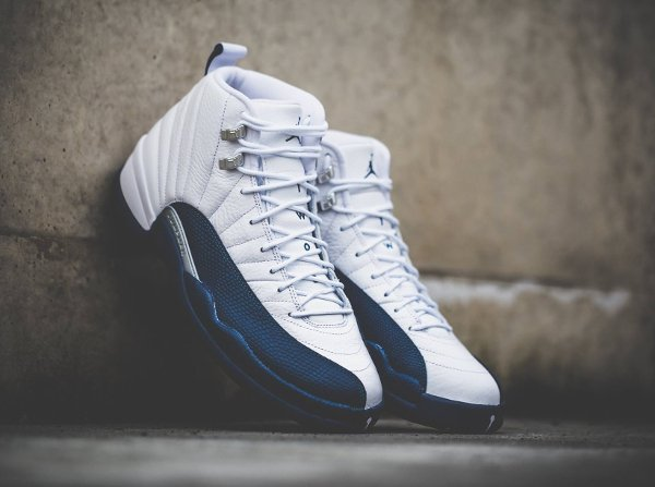 chaussure Air Jordan 12 Retro French Blue 2016 (1)