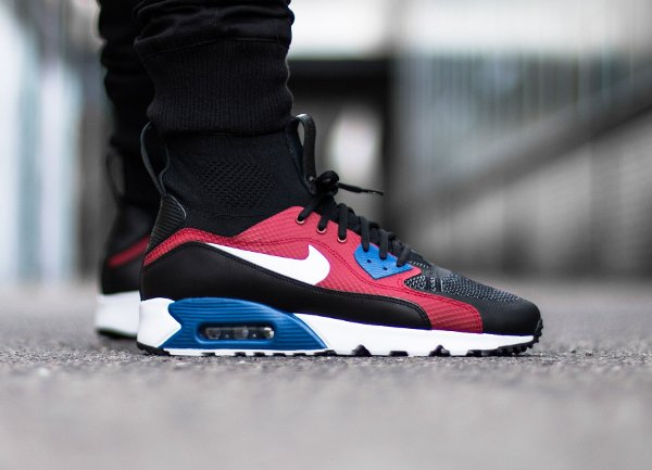 chaussure HTM x Nike Air Max 90 Ultra Superfly T par Tinker Hatfield (2)
