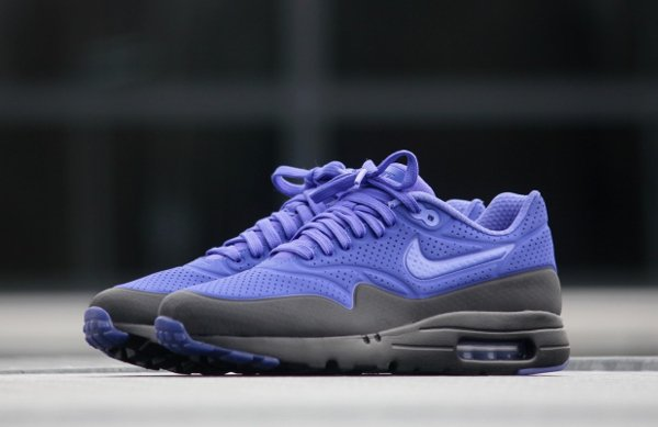 chaussure Nike Air Max 1 Ultra Moire Persian Violet homme (5)