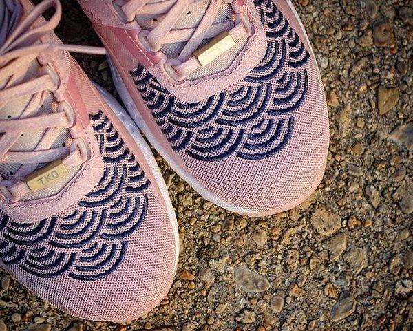 chaussure Nike Air Max Zero LOTC Tokyo rose écailles de poisson (2)
