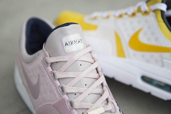 chaussure Nike Air Max Zero LOTC Tokyo rose écailles de poisson