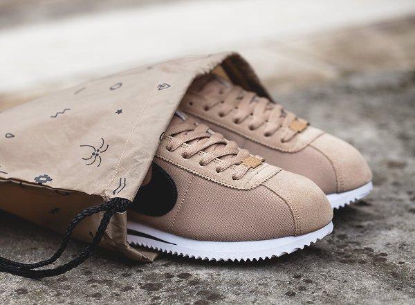 chaussure Nike Cortez Basic Premium Baseball Desert Camo quickstrike (3)