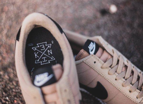 chaussure Nike Cortez Basic Premium Baseball Desert Camo quickstrike (4)