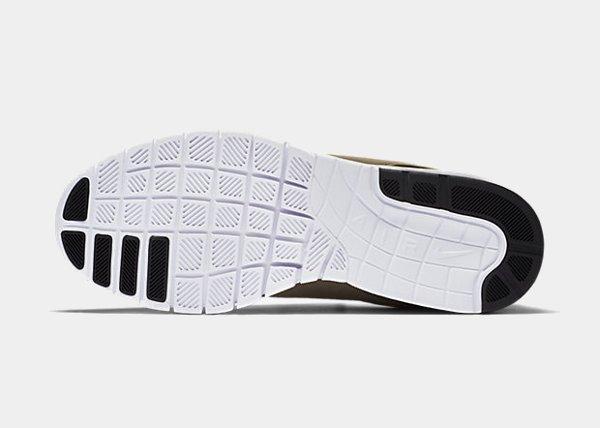 chaussure Nike SB Janoski Max Khaki homme (4)