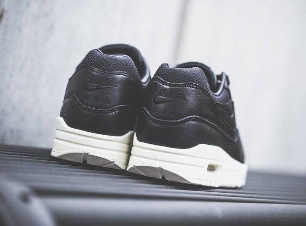 chaussure NikeLab Air Max 1 SP Pinnacle Black Sail pas cher (2)