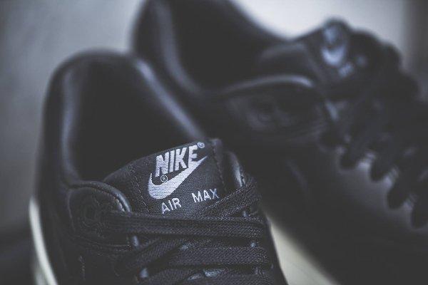 chaussure NikeLab Air Max 1 SP Pinnacle Black Sail pas cher (3)