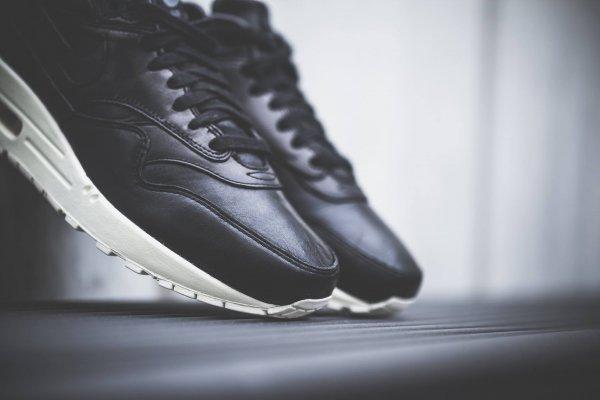 chaussure NikeLab Air Max 1 SP Pinnacle Black Sail pas cher (5)