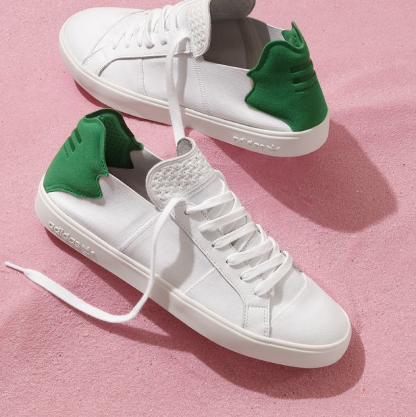 Adidas Elastic Lace Up x Pharrell Williams (1)