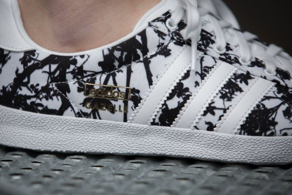 Adidas Originals Gazelle OG White & Core Black (1)