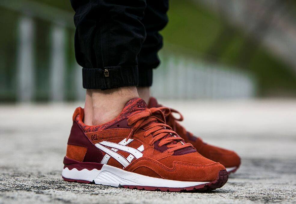 asics rouge gel lyte 5